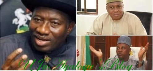 Jonathan got to power unprepared, lost it on tribal politics - Saraki
