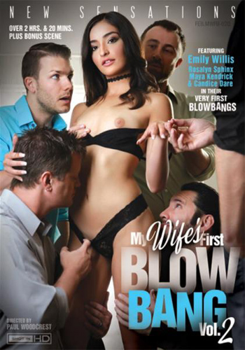 [18+] MY WIFES FIRST BLOWBANG 2 2018 HDRip Poster