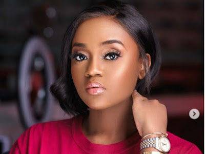 Davido's Baby Mama Chioma; Stuns In New Makeup Photos