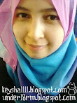 @30 june : Keysha Contest  (Aku & Tudung)