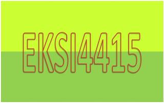 Soal Latihan Mandiri Teori Akuntansi EKSI4415