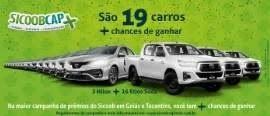 Promoção SicoobCap Mais 2019 - Concorra 19 Carros 0KM