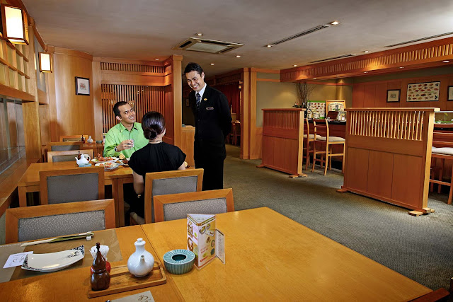 Grand BlueWave Hotel Shah Alam 'Love Food, Hate Waste' @ Agehan Japanese Restaurant