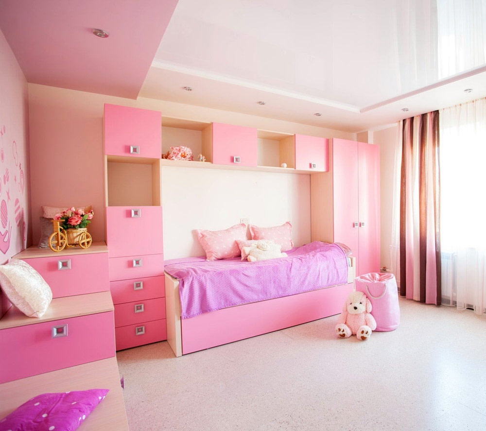 9 Stylish Tray Ceiling Ideas For Different Rooms: Stylish Kids Room Ceiling Designs And Ideas 2019