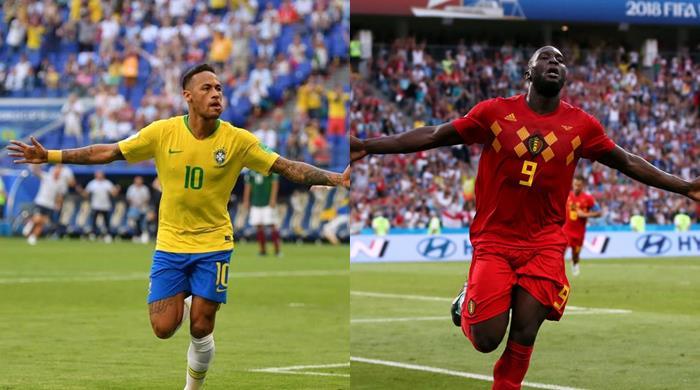 Prediksi Brasil vs Belgia Perempat Final Piala Dunia 2018