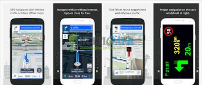 Sygic GPS Navigation & Maps Apk Pro