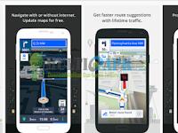 Sygic GPS Navigation & Maps v17.0.3 Apk Pro