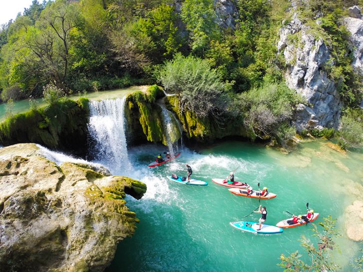 8 Things to Do in Croatia - Kayak in the Adriatic Sea