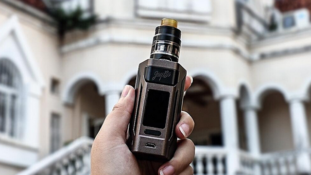 Wismec Reuleaux RX2 20700 with GNOME User Manual