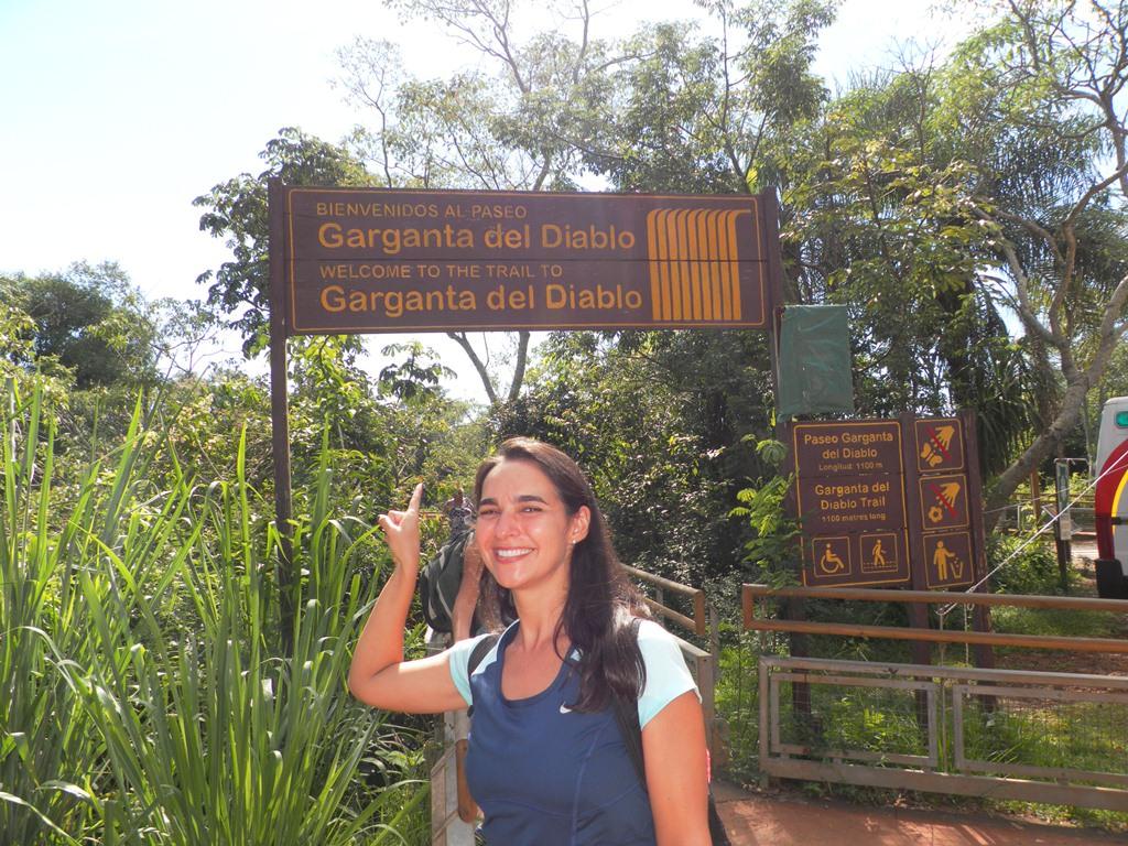 Parque Nacional Iguazú Garganta do Diabo