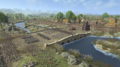 Total War Saga: Thrones of Britannia Game Screenshot 2