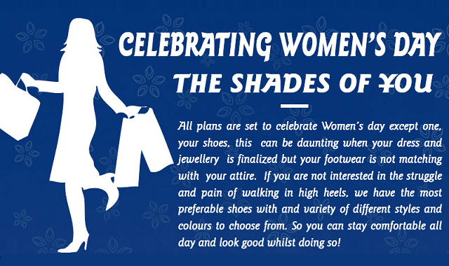 Celebrating Women's Day- The Shades of You