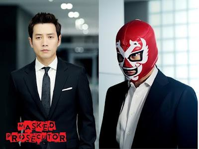 Sinopsis Lengkap Drama Masked Prosecutor