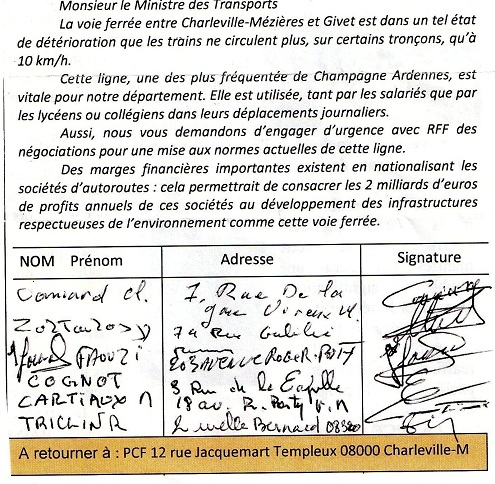 modele de lettre petition voisinage Modele petition voisin bruyant – Palissade bois design modele de lettre petition voisinage