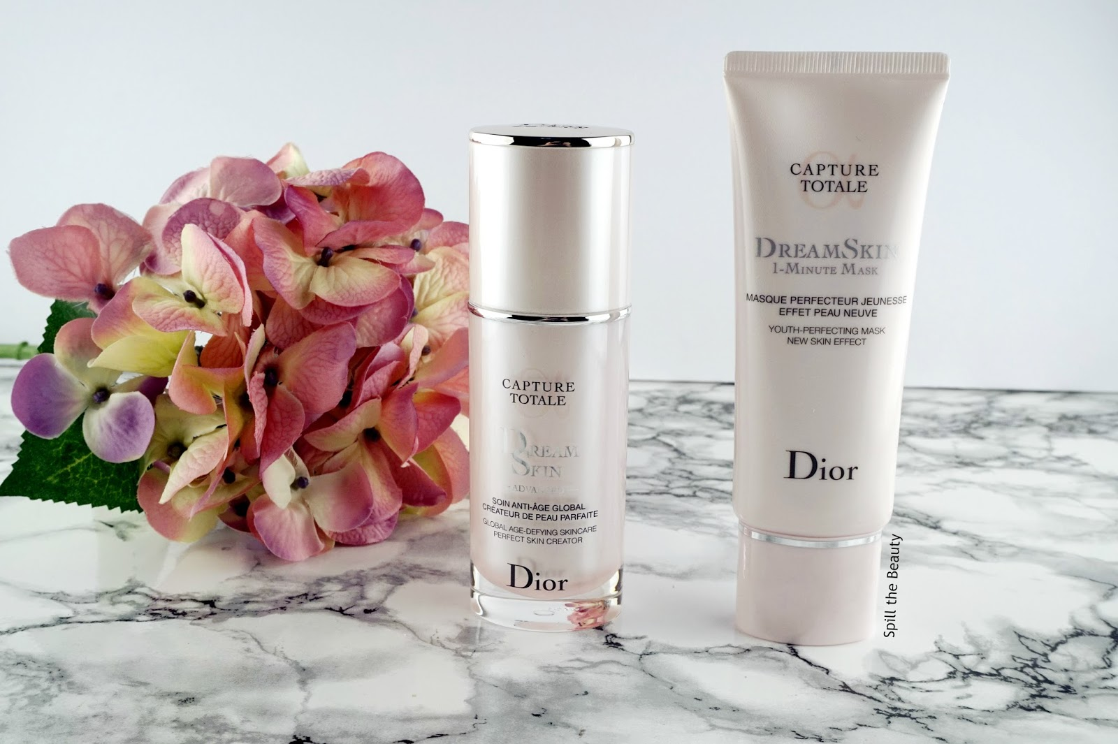 Dior DreamSkin Advanced & 1-Minute Mask - Information