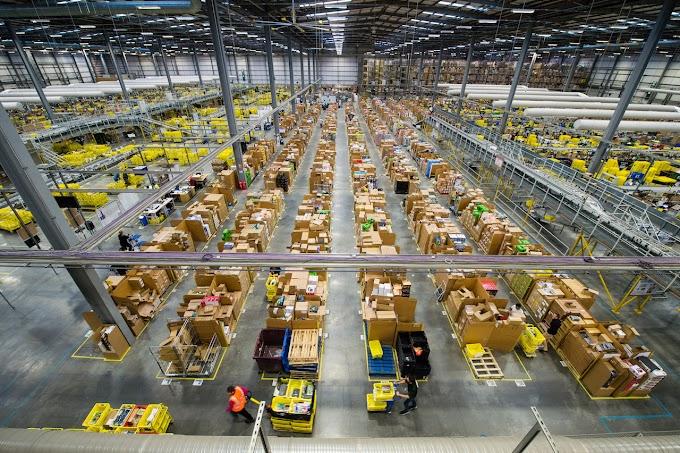 Lavoro: Amazon apre un nuovo deposito di smistamento a Burago di Molgora