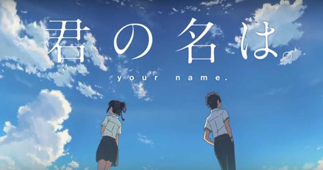 Hal yang ganjil di Kimi no na wa - your name