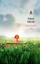 Vie quotidienne de FLaure : Chouquette d'Emilie FRECHE