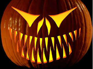 halloween monster pumpkins carving arts