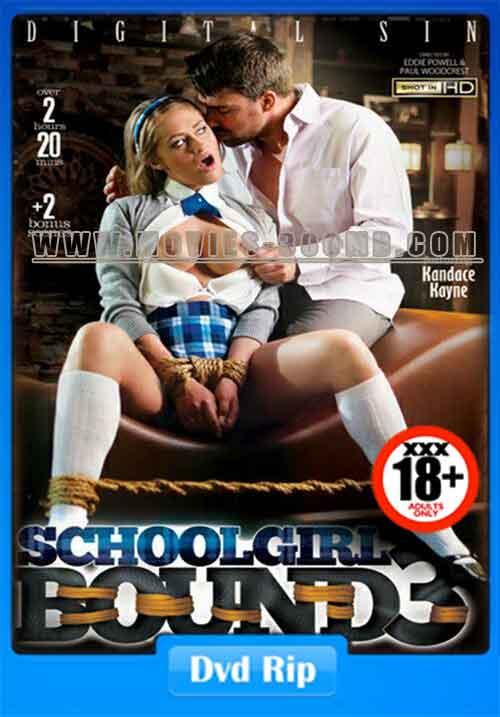 [18+] Schoolgirl Bound 3 2016 DVDRip 200MB xXx Poster