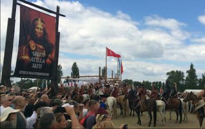 Hungaria dan orang-orang Hun