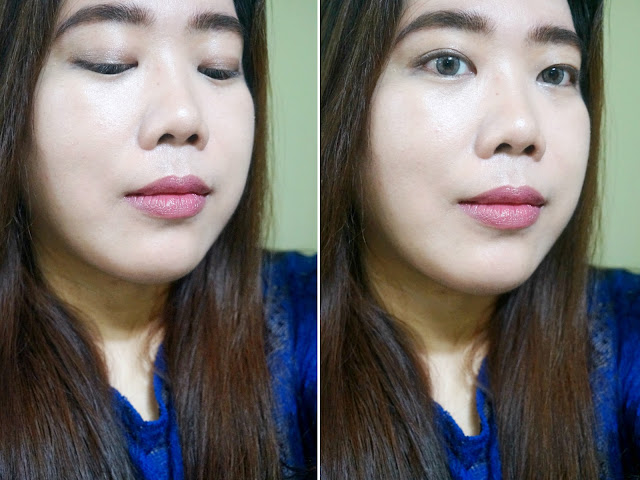 Burberry Kisses Hydrating Lip Color Lipstick in Sepia No. 85