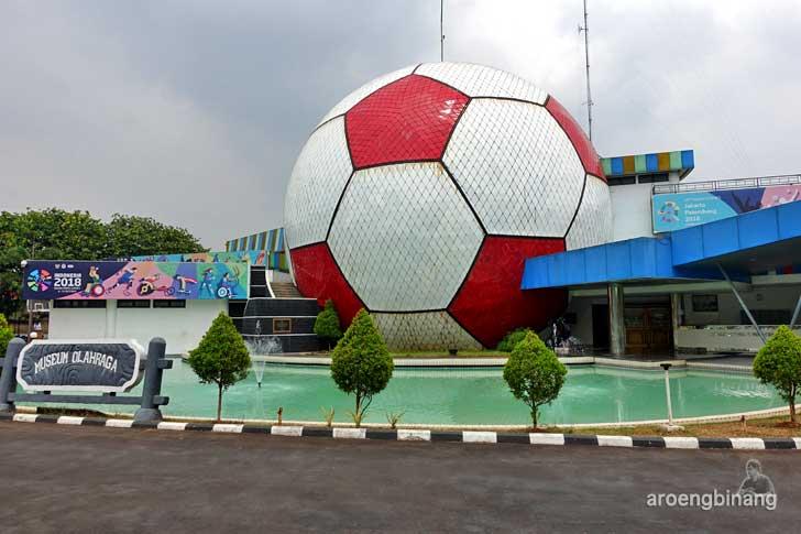 museum Olahraga nasional tmii jakarta