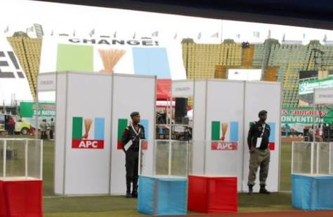 APC Convention: Tough Contest For Some Key Offices Today