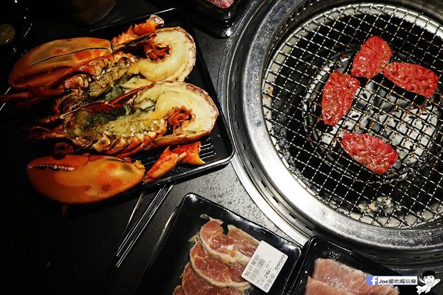 IMG 8894 - 【熱血採訪】肉多多 - 超市燒肉,三五好友一起來採購,想吃甚麼自己拿,現拿現烤真歡樂! 產地直送活體海鮮現撈現烤、日本宮崎5A和牛現點現切!