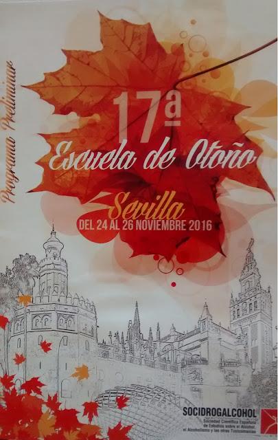 Socidrogalcohol 2016 Sevilla | DEJAR LA COCAINA