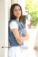 Telugu Actress Lavanya Tripathi Latest Pos in Denim Jeans and Jacket  0100.JPG