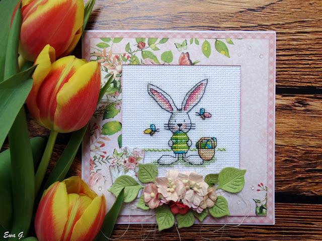 Wielkanocne kartkowanie - tematyka dowolna