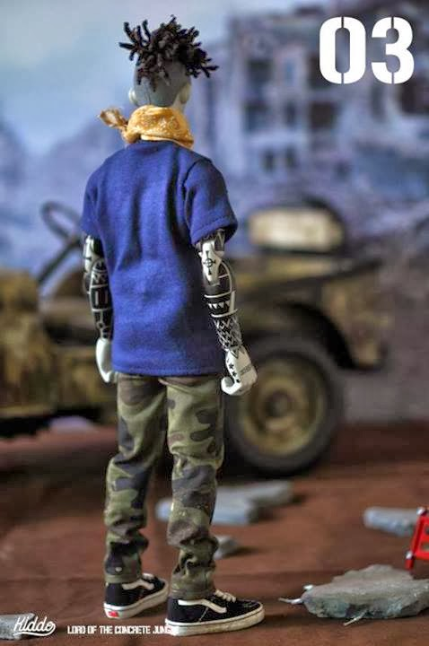 DID DRAGON IN DREAMS 1:6TH SCALE MODERN BRITISH SAS TOP /& CARGO PANTS FROM SEAN