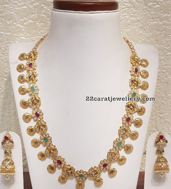 Traditional Jewellery by Mahalaxmi Jewellers