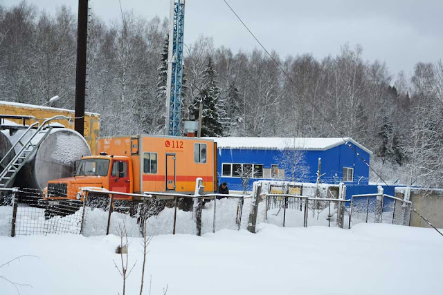Котельную в Башенке переводят на газ