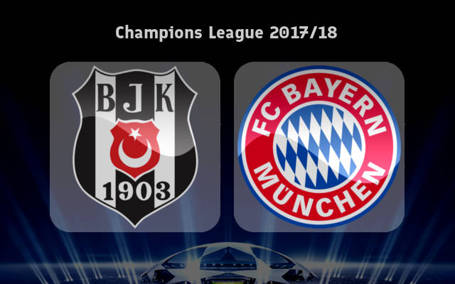 Besiktas vs Bayern Munich - Video Highlights & Full Match