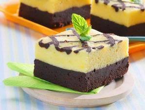 Rizki Agustinna Blog Resep Brownies Coklat Keju