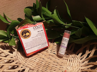 Coco Soapworks Artisan Soap and Lip Butter