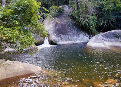 Teresópolis - Parque Nacional da Serra dos Órgãos - Poço Dois Irmãos