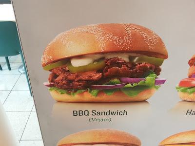 Max hamburgare Oumph! Lund - Rörelse för djurrätt