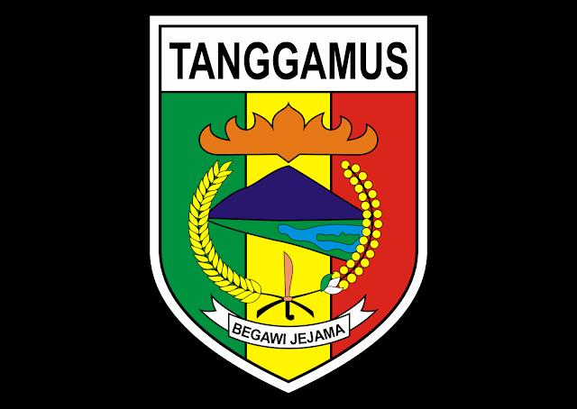 Logo Kabupaten Tanggamus Vector Corel