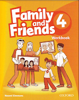 Family and Friends 4 - Work Book