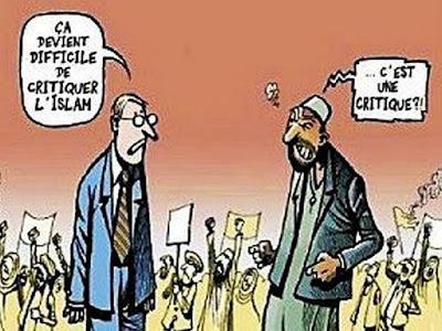 """L'attentat en Nouvelle Zélande, outil tant attendu par les islamistes pour tenter de sanctionner les atteintes à l'islam (""""islamophobie"""")"""