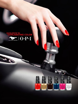 Collection FORD Mustang by OPI