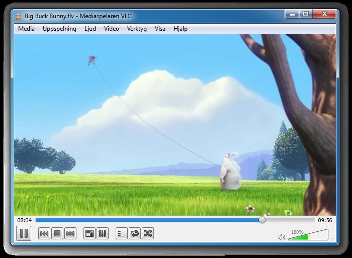 الفيديو 2.2.4 Media Player