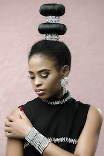 Face Of Arise Afrika Pageant Award Unveiled 3