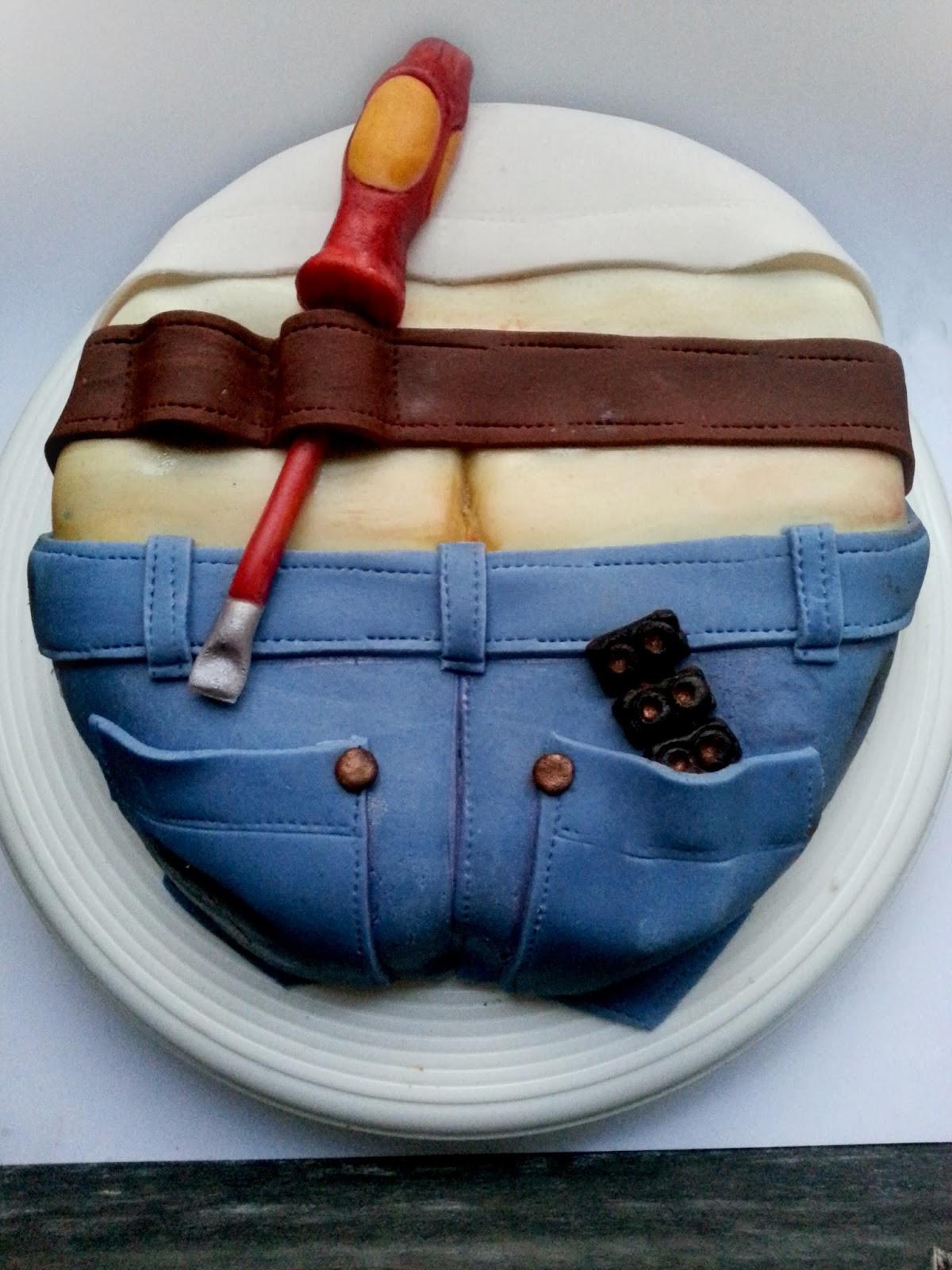 Cake Design Just Cause