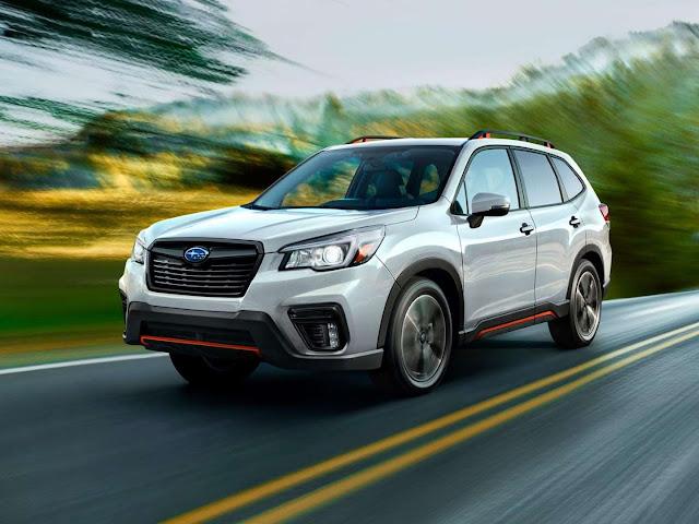 Subaru Forester 2019 llega a México