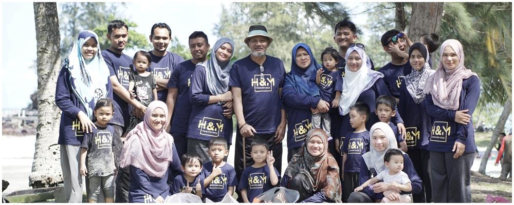 Cerita 3 Hari 2 Malam - H& M Family Day 2018