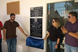Riachuelo: Prefeitura reinaugura UBS no povoado Bela Vista